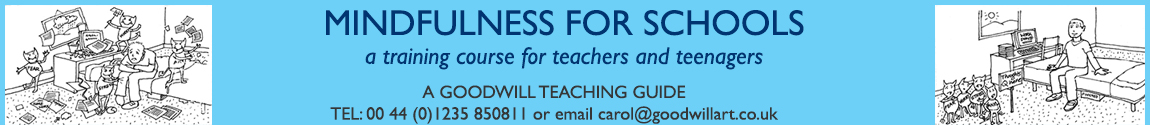Mindfulness for Schools